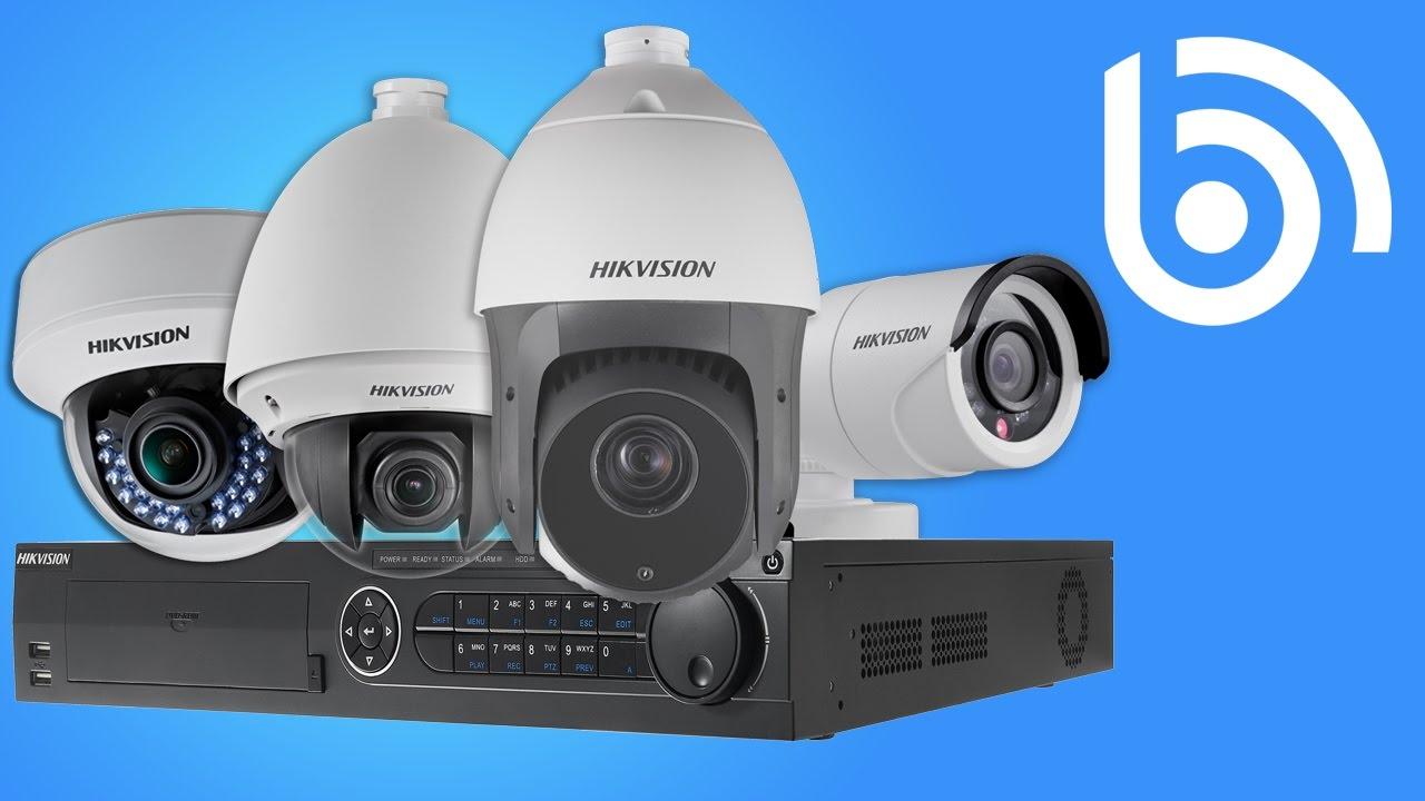 ติดตั้งกล้องวงจรปิดรุ่นใหม่2018 2019 Hikvision HDTVI 3MP 4MP 5MP Turbo HD DVR – Hikvision