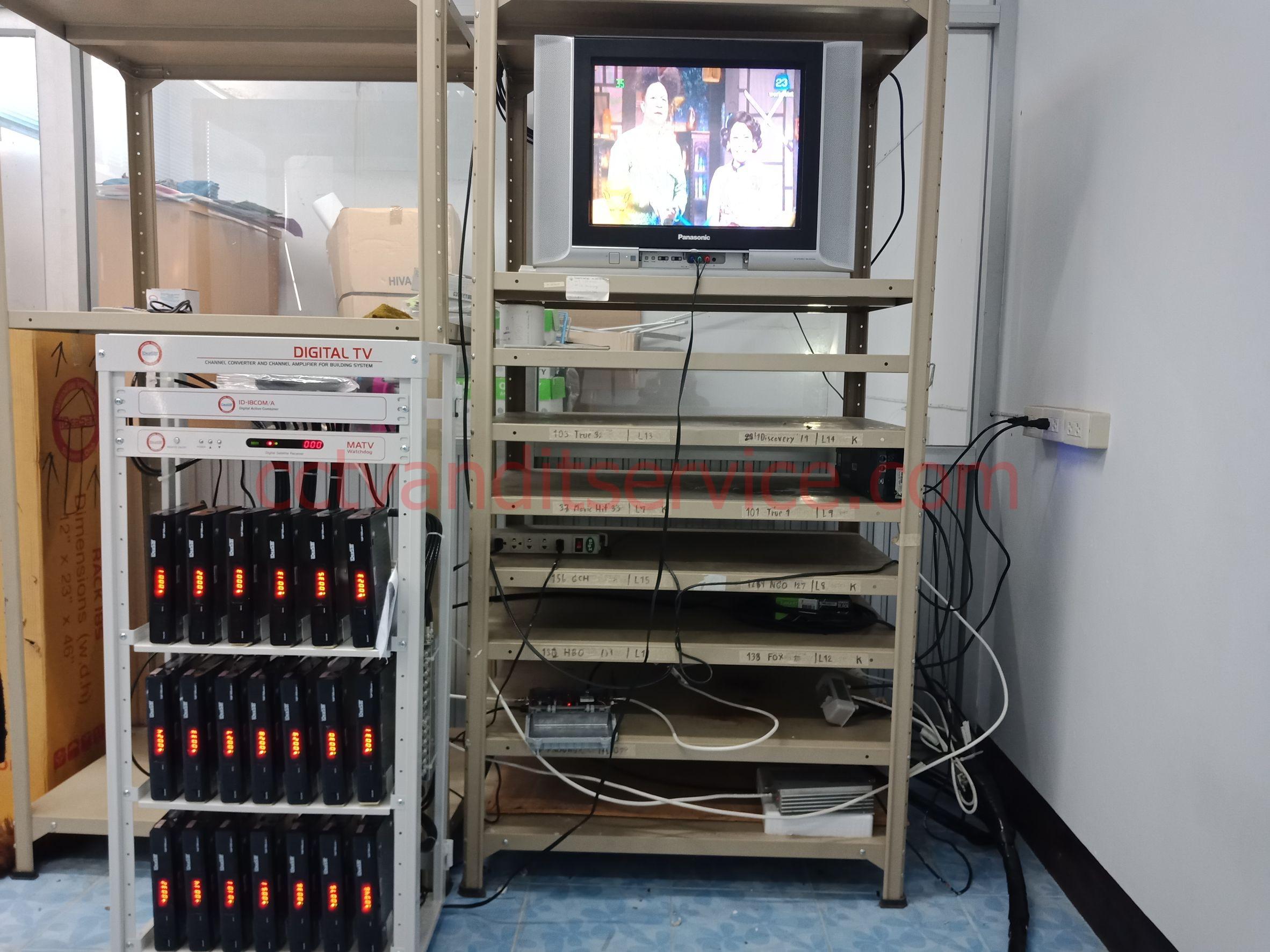 เชียงใหม่ ติดตั้งระบบMATV ไม่มีรายเดือน รายปี cable TV กับ TV digital กล้องวงจรปิด กันขโมย ดิจิตอลทีวี เคเบิลทีวีหอพักราคาประหยัดแบบดูฟรีไม่มีรายเดือน